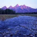 Tetons, Snake River Sunrise