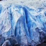 Blue Ice, Exit Glacier, Seward Alaska