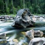 Boulder, Lochsa River, Idaho