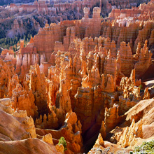 Bryce Sunrise, Utah, Eleven Degrees