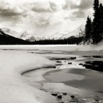 Clearing Spring Storm, Maligne Lake, Jasper National Park, Canada