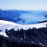 Harding Icefield & Resurrection Bay, Seward Alaska