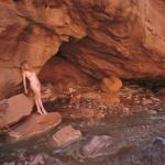 Onion Creek, nude and stream