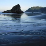 Pistol River, Pacific Ocean, Oregon
