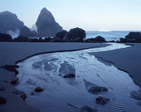 Sunrise, Trinidad Beach, California