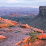 Sunset, Grandview Point, Canyonlands National Park