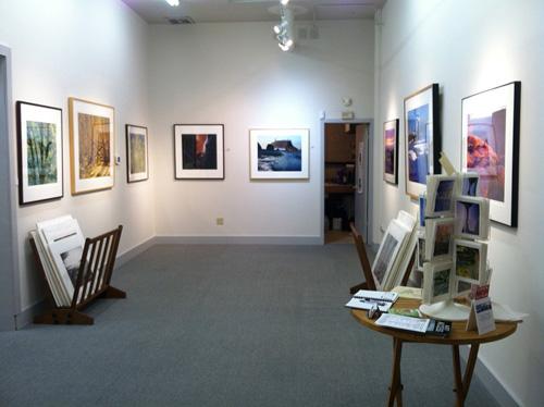 Steven Fey Gallery interior