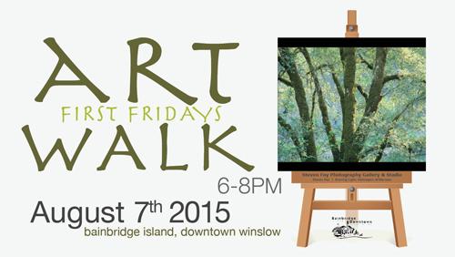 Art Walk August 2015