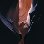 Ceiling, Antelope Canyon, Utah