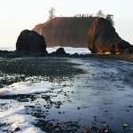 Foam, Surf, Ruby Beach, Washington