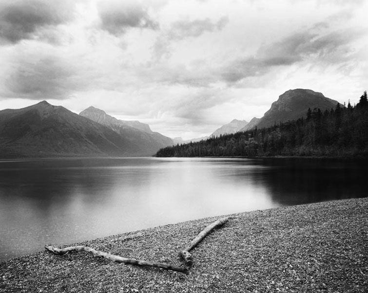 Glacier Lake Vancouver Island