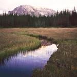 North Cascades Evening