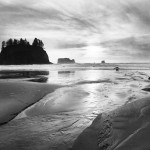 Second Beach, Stream Flow, Olympic National Park