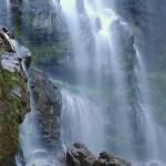 Spray Falls, Mt. Rainier