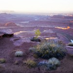 Sunrise, Dead Horse Point, Utah